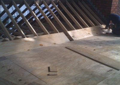 Loft conversion, Fish Ponds